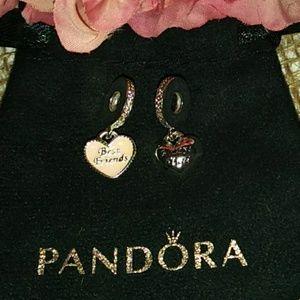 Pandora's Best Friend's Dangle Charm Set